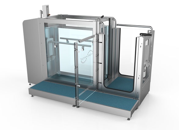 active hydrotherapy treadmill image