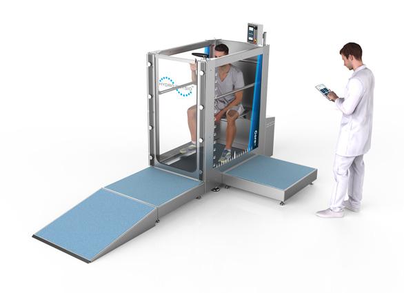Core Hydrotherapy Treadmill Image