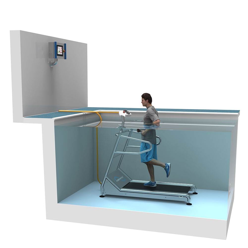 Fusion Freestanding Treadmill